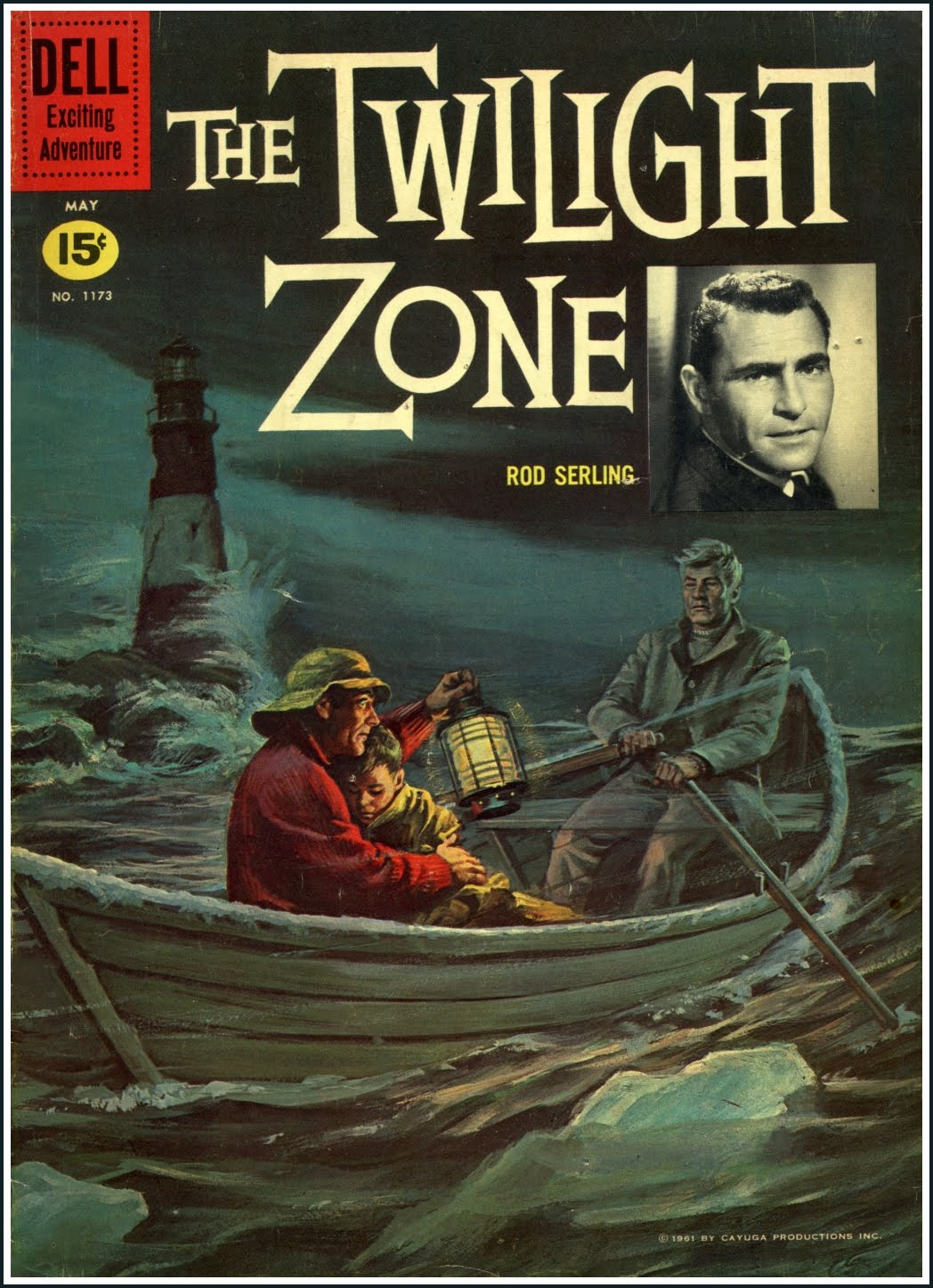 Old Book Cover Zone ~ Reed crandall in the twilight zone belated nerd