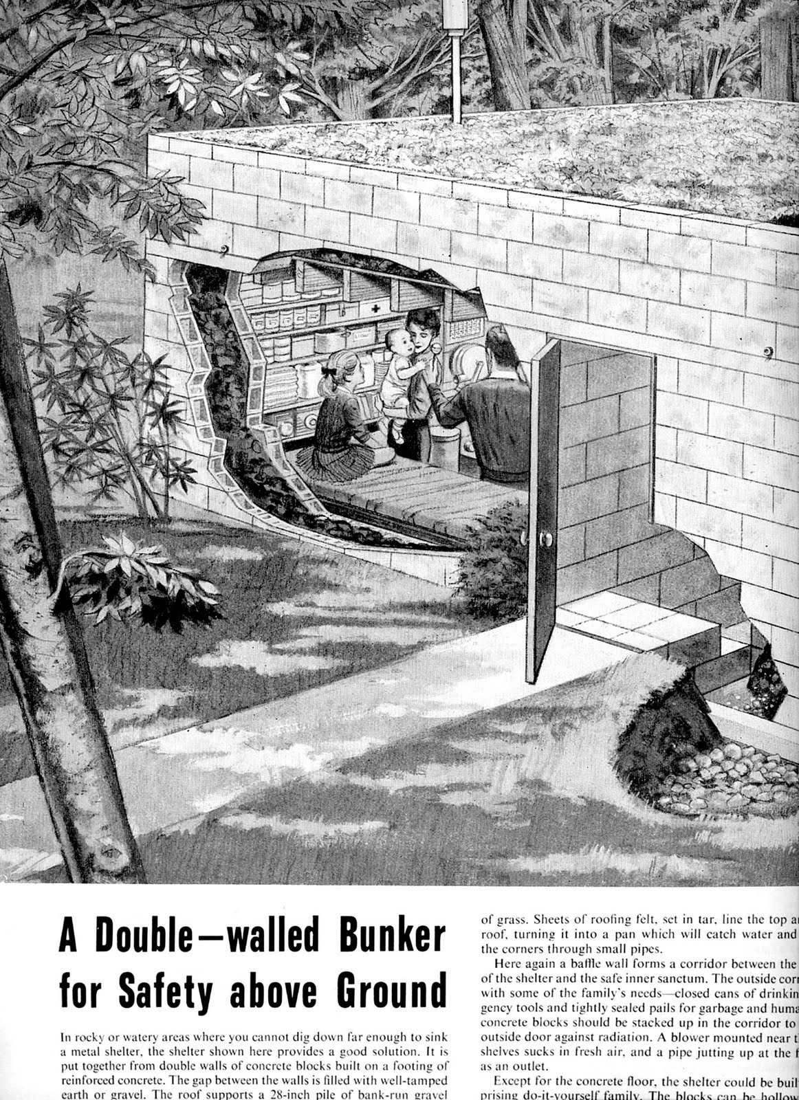 fallout shelters the belated nerd