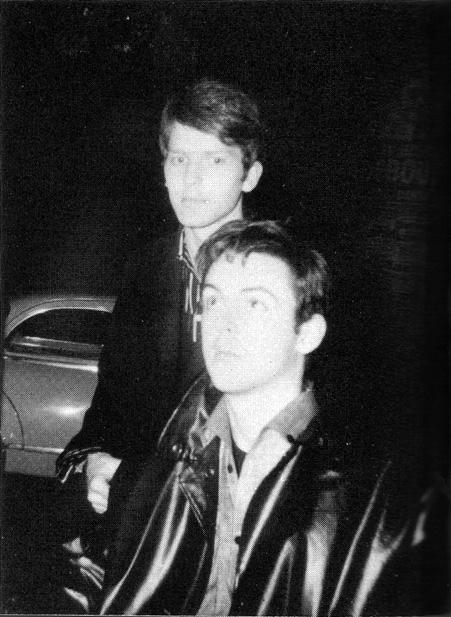 John Lennon 1961 The Beatle Haircut is ...