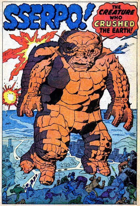 Marvel Monster Roll Call For Nov 1961 The Belated Nerd